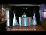 Introduction Bill Gab wedding party by john beck melbourne wedding dj mc speci