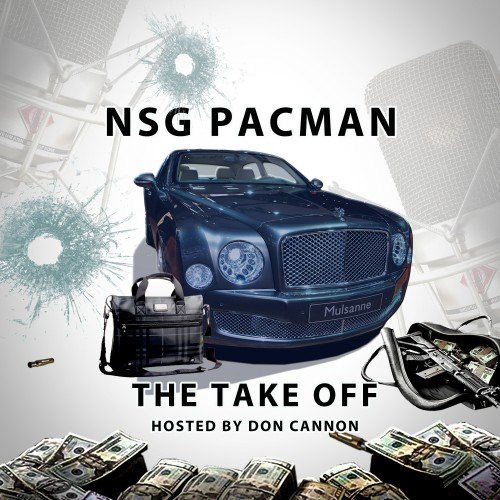 NSG Pacman - The Takeoff - 2016