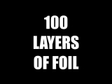 Каждый день 100 layer of foil тизер