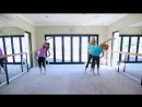 Sandra Hanna -  45 Minute Workout Intermediate (Number 2) | Калланетика