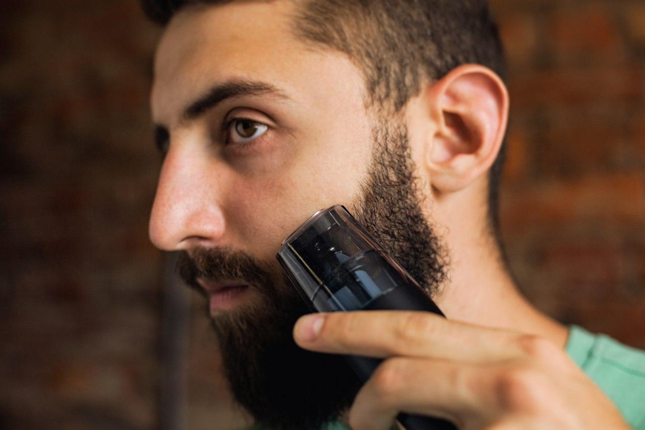Как подравнять бороду в домашних условиях фото пошагово