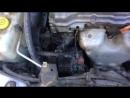 Almera N16 2004. После замены подшипника муфты кондиционера