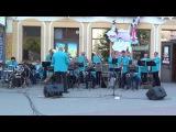 Концертная программа Муниципального народного и эстрадного оркестра