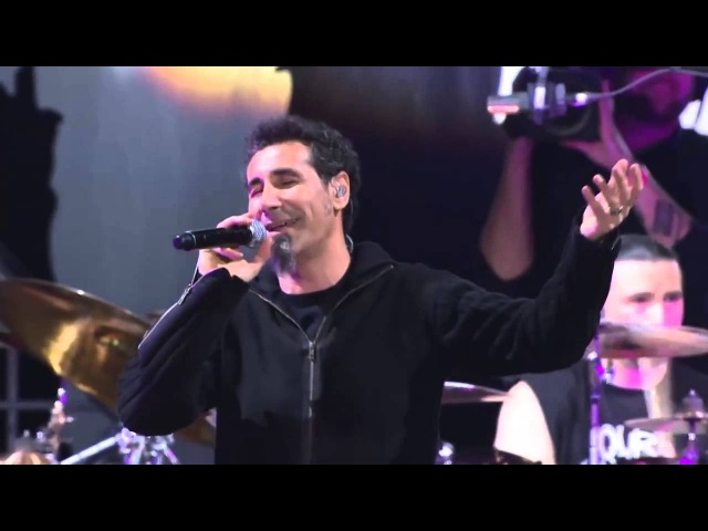 System Of A Down - Soldier Side Intro B.Y.O.B live 2015 Armenia (HDDVD Quality)