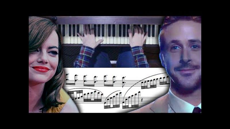 La La Land - Epilogue Advanced Piano Cover With Sheet Music