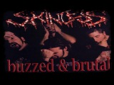 Skinless - BUZZED AND BRUTAL DVD - Dani Zed - Death Metal - Oldschool