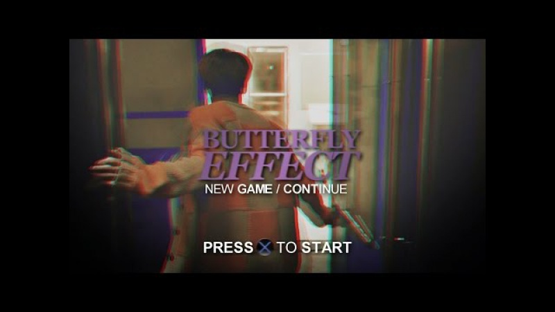JUNGKOOK - BUTTERFLY EFFECT 1「Game au」