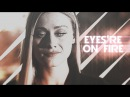 Alice Quinn || Eyes're on fire