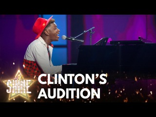 Clinton Elvis performs Higher and Higher by Jackie Wilson - Let It Shine - BBC One