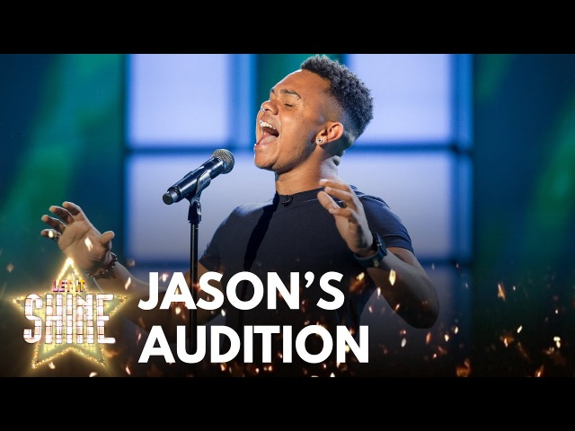 Jason Brock performs 'Run To You' by Whitney Houston - Let It Shine - BBC One