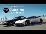 Forza Horizon 3 - Дополнение Smoking Tire Car Pack