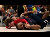2017 NCAA FanFest Team USA Workouts Day 2 part #2 Jordan Burroughs David Taylor Daton Fix