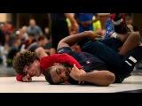 2017 NCAA FanFest Team USA Workouts Day 2 part #2 Jordan Burroughs David Taylor Daton Fix