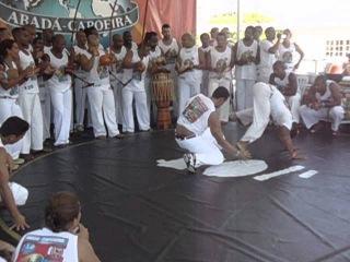 Pica Pau x Algodão Benguela Jogos de Verão Abadá Capoeira 2014 Araruama RJ