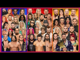 Real Name and Age Of All WWE Superstars 2017