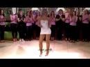 Красивый танец девушки, beautiful girls dancing