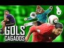 TOP 10 GOLS CAGADOS - FRED 10
