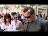 Arnold Schwarzenegger faz pegadinha com fans de Exterminador do Futuro