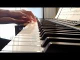 The Cat Returns - Kaze ni Naru - Piano
