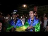 Марокко Бои вспыхивают в штаб-квартире полиции в Касабланке после ареста активиста по борьбе с коррупцией.