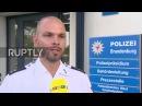 Германия Полиция задерживает 17-летнего Сирийского просителя убежища по подозрению в нападении.