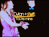 Dylan O'Brien and Britt Robertson - You're mine.