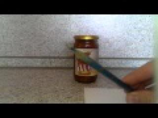 Как легко проверить мед при покупке. Лайфхак :)