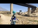 GTA 5  Evie from Paladins  Add-on Ped  Quick Preview