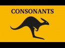 Consonants | Pronunciation | Canguro English