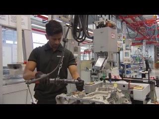 Mercedes-AMG engine factory - Production AMG 63