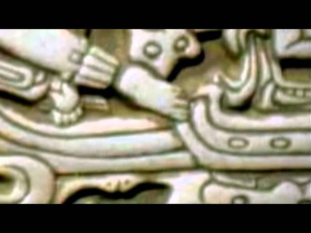 Пакаль правитель майя!! Тайна правителя майя.