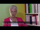Prof  Dr  Gabriele Krone Schmalz zu Gast bei L I S A