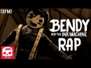 Can't Be Erased SFM by JT Machinima - Bendy and the Ink Machine Rap