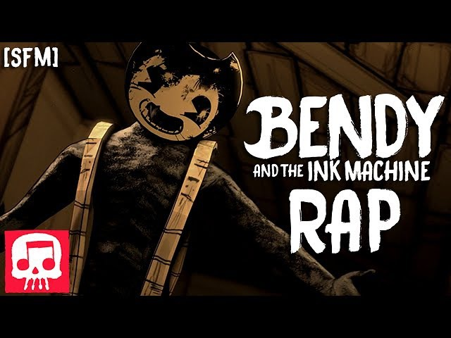 Cant Be Erased SFM by JT Music - Bendy and the Ink Machine Rap