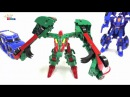 kktv toy Review -  Review All Super robot toy power rangers car part 3 - transformer toys for kids