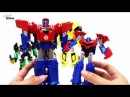 kktv toy Review -  Review All Super robot toy power rangers car part 5 - transformer toys for kids