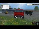 Обзор мода камаз 55102 Farming Simulator 2015