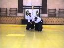 Базовая техника Айкидо 3 кю, 4 часть