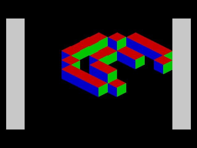 RGB cube iso by Sh (DiHalt 2017 - LowEnd 256b Intro - 2nd)