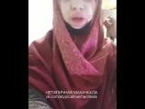 Малика красиво поет (в хиджабе) [Нетипичная Махачкала]