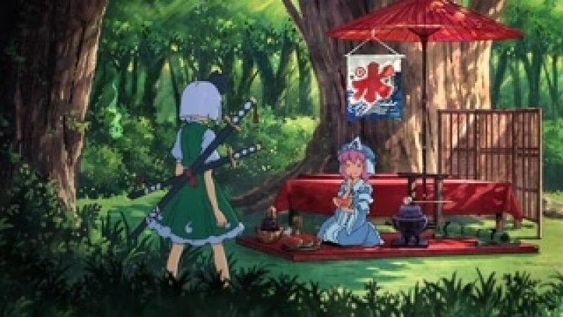 Touhou Niji Sousaku Doujin Anime - Musou Kakyou 2.5 (Zetsubou) - 240p