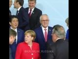 Лидеры стран #G20 вышли на совместное фотографирование. Журналисты по традиции называют это