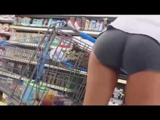 Спалили в магазине !!! (девушки,эротика,студентки,частное домашнее русское не порно,анал,минет,секс,sex)