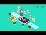 Детские часы с GPS-трекером Smart Baby Watch | RUSSIA
