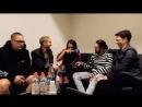 Radio 7: Backstage Interview with Tokio Hotel (Part 1) - 25.03.2017