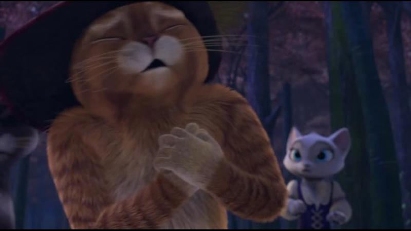 Приключения кота в сапогах 3-05. Меченосец