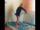 Сама себе гимнастка 😀 Когда на улице не лётная пог... Погода в городах России 27.06.2017