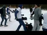 17.03.2013г. Проверка БРС(кз) vs Карфаген(кб). 9x9. 30сек. победа кз