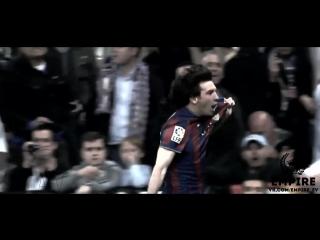 Месси наказывает Реал | vk.com/empire_fv