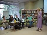 Алевтина Хрулёва Посвящение саратовским гостям